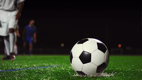 Soccer Kicking Net detail soccer player kicking on field motion