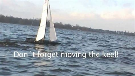 radio controlled model boats youtube volvo open 70 model boat with canting keel radio
