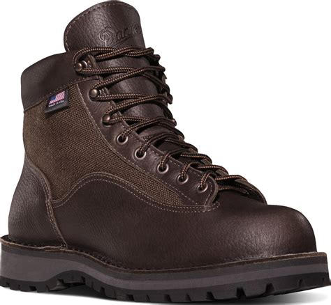 danner light ii 6 quot brown boot
