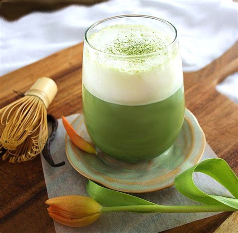 Delight Matcha Green Tea Latte how to make green tea matcha latte matcha zen tea