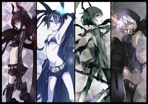 Kaos Black Rock Shooter Duo 1 anime reviews and more