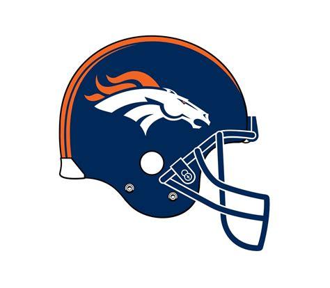 nfl broncos helmet coloring pages www imgkid com the denver broncos logo png transparent svg vector freebie
