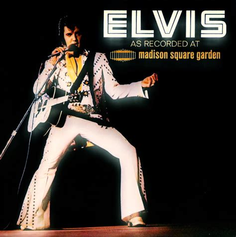 Live At The Square Gardensis This Microphone by Elvis As Recorded At Square Garden 1972