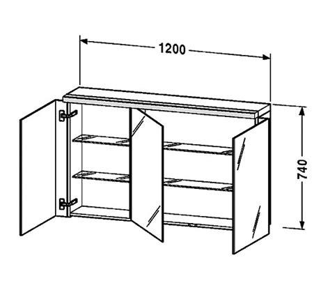 duravit ketho 1200mm 3 door mirror cabinet kt753301818 duravit fogo 1200mm 3 door mirror cabinet fo967801818