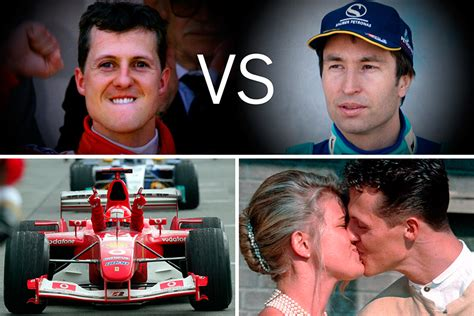 Frentzen Corinna by Top 10 Formula One Driver Rivalries
