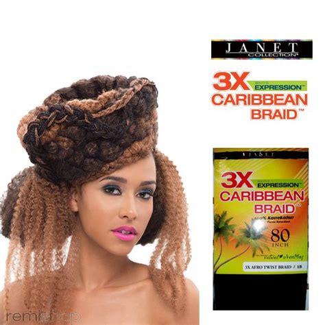 caribean braids janet 25 beste idee 235 n over afro twist braid op pinterest