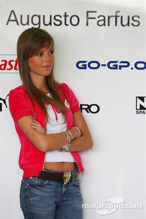 Liri Farfus, wife of Augusto Farfus, BMW Team Germany at Brno
