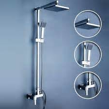 Bath Shower Sets Body Spas And Body Massage Showers Contemporary Stainless