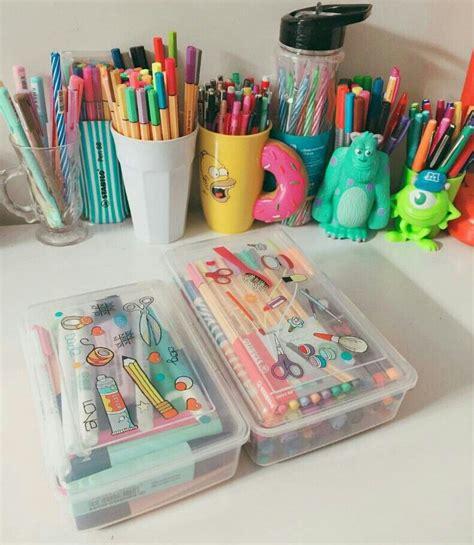 Kotak Pencilstudy Setxy ooohh it room organisation stationary organizations and school