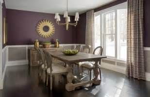 purple dining rooms purple and grey dining rooms transitional dining room