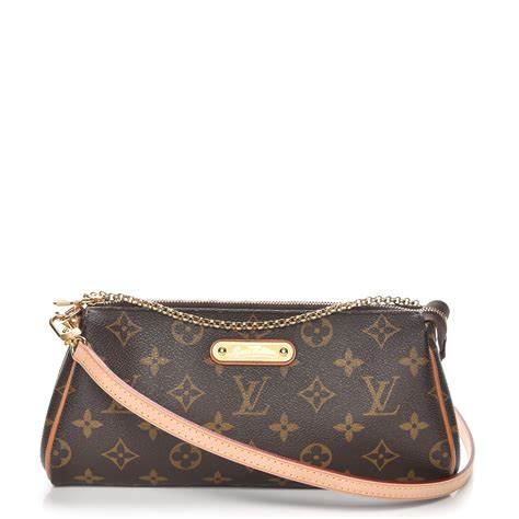 louis vuitton monogram eva clutch 215201