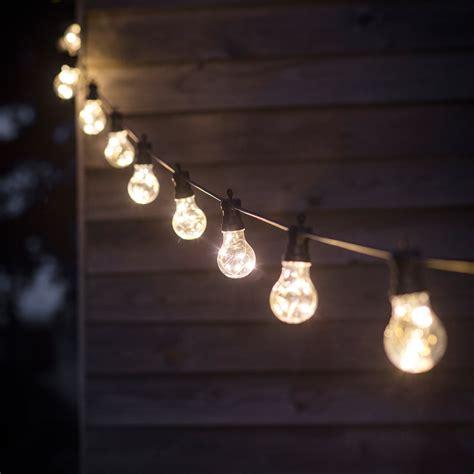 classic festoon lights     bulbs garden trading