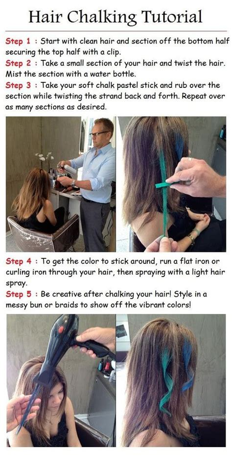 How To Section Hair For Dying by 25 Best Ideas About Temporary Hair Color On