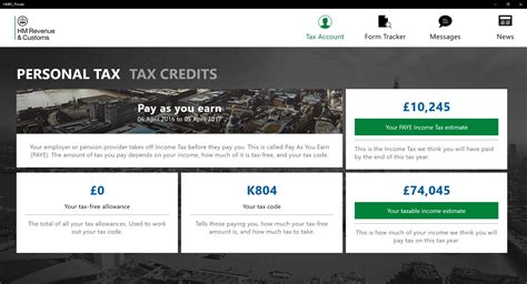 Tax Credit Form Hmrc Hmrc Releases Its New Windows 10 App Mspoweruser