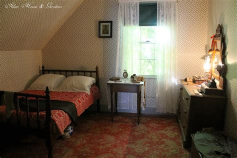 anne of green gables bedroom aiken house gardens green gables tour