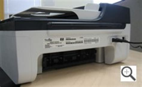 Printer Hp Officejet J4660 All In One officejet j4680 driver