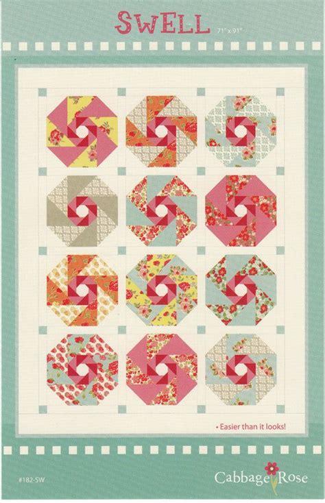 Hexie Garden Quilt Pattern by Hexie Garden Quilt Pattern By Atkinson Designs