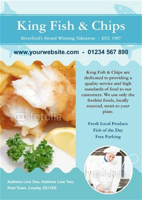 fish and chip shop menu template 37 best images about new flyerzone collections on
