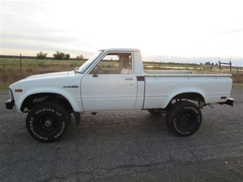 1979 Toyota 4x4 For Sale 1979 Toyota Bed 4x4
