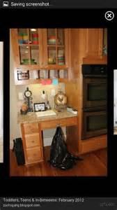 Small Desk For Kitchen Small Kitchen Desk Kitchen Kitchen Desks Small Kitchens And Desks