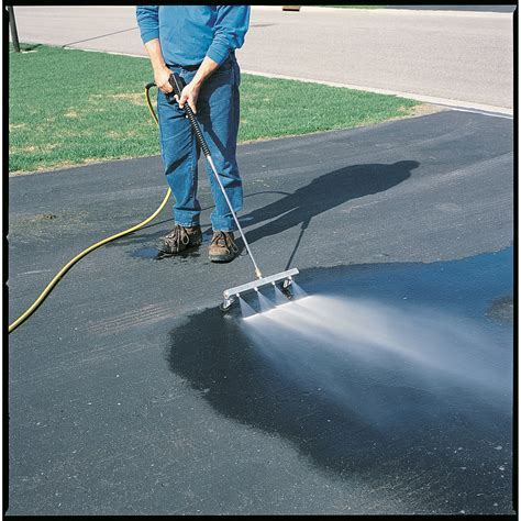 General Pump Pressure Washer Water Broom ? 16in. Width