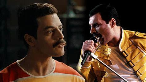 freddie mercury y actor bohemian rhapsody de queen actor rami malek tuvo que