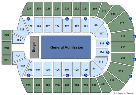 blue seating chart chicago blue cross arena seating related keywords blue cross