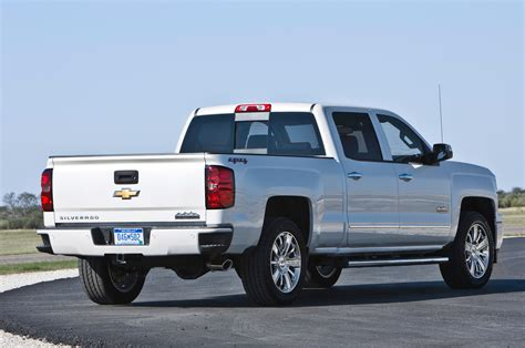 2014 chevrolet silverado mpg 2014 chevrolet silverado 1500 highcountry rear three