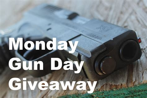 Firearm Giveaways - monday gun day 1 jpg