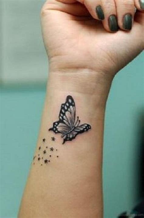 butterfly tattoos wrist 54 butterfly wrist tattoos design