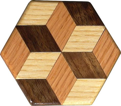 wood pattern blocks tiny tumbling block pattern weight 2 this is a tiny