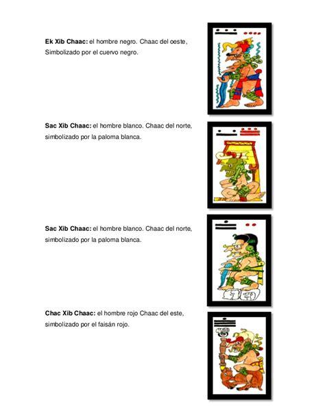dioses mayas imagenes y nombres los dioses mayas