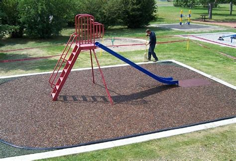 playground mats for under swings rubber trails surfaces canada ltd our products