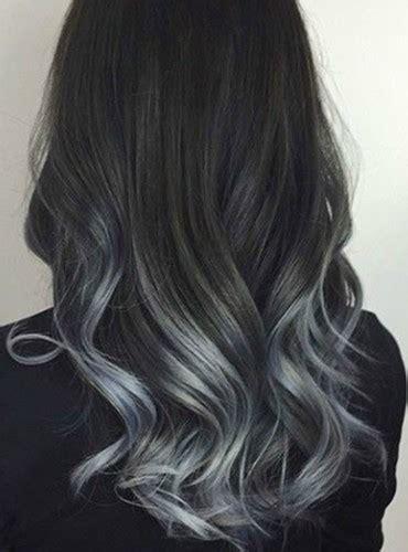 tutorial ombre rambut panjang pilihan warna rambut ombre untuk anda yang memiliki rambut