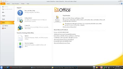 2010 ms office trial version free