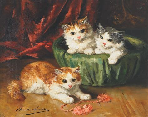 painting cats posy cat painting http lomets