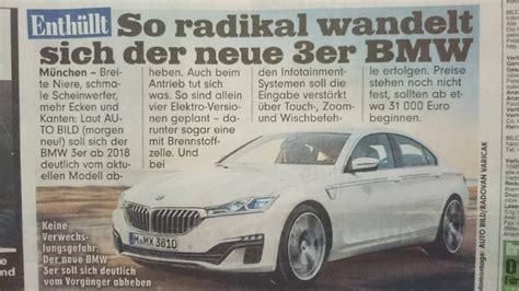 future bmw 3 series is this the future bmw 3 series dpccars