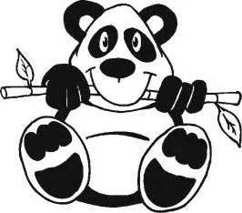 coloring panda pandas coloring pages