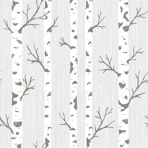 svg tree pattern birch tree pattern stock vector 169 adehoidar 80109908