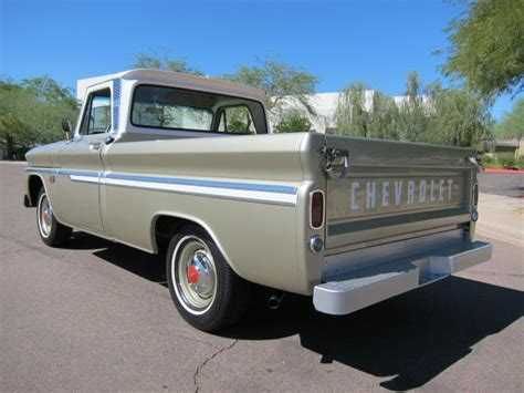 fleetside bed 1966 chevrolet c 10 fleetside pickup 117197