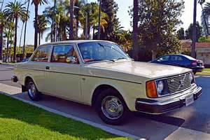 1979 Volvo 242 Dl 1979 Volvo 242dl For Sale Beverly California