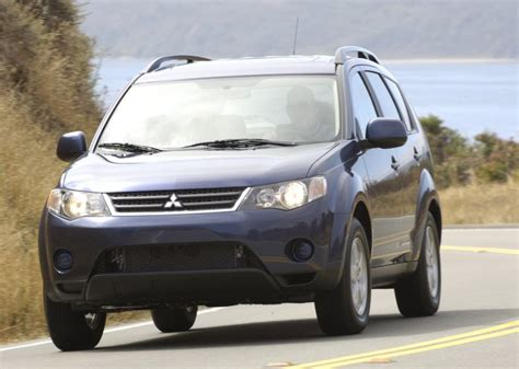 mitsubishi outlander 2007 price 2007 outlander prices announced news top speed