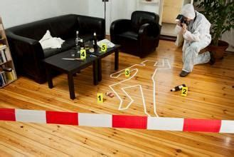 Forensic Scientist Responsibilities by Crime Investigation