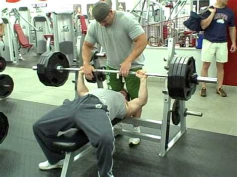 415 bench press john self 415 raw bench press 185 bw youtube