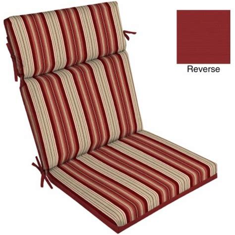 patio dining chair cushions better homes and gardens outdoor patio reversible dining