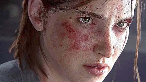 The Last 2 the last of us 2 official trailer 2018 ps4