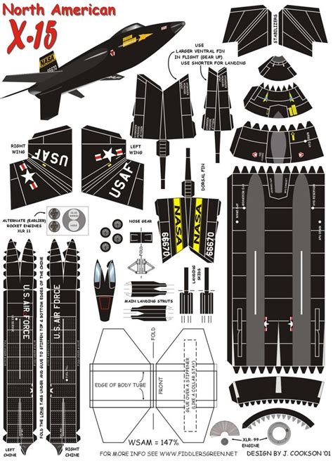 Cut Out And Make Paper Models - 609 best airplane papercraft images on paper