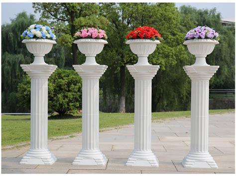pillar decoration home 35 quot 89cm height wedding party celebration decoration roman