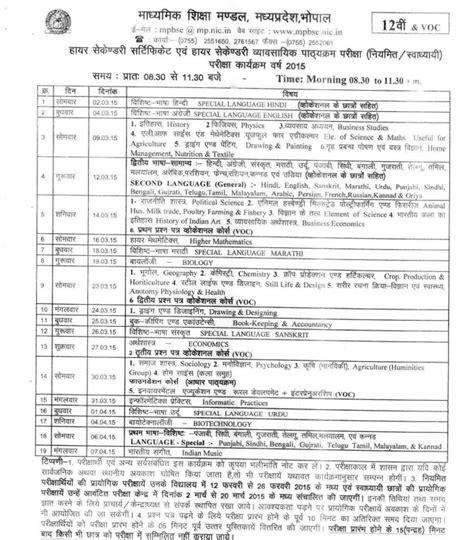 tide tables 2015 madhya pradesh board 12th result 2015 mpbse nic in