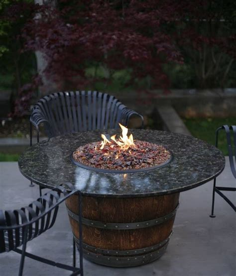 wine barrel pit 8 stunning uses for wine barrels